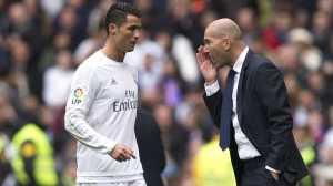 Zidane the best for Madrid – Ronaldo
